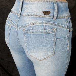 Size 9/10 Bamboo - Jeans